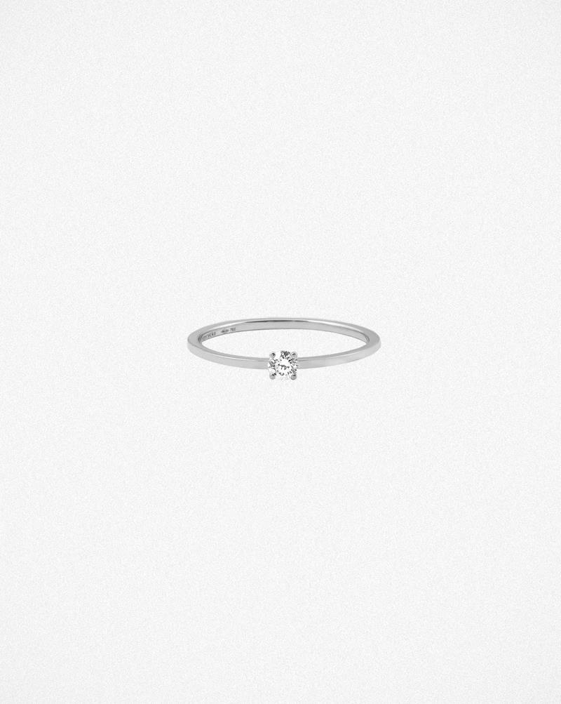 Ring Valentine 18ct Weißgold - vanrycke - BV1B1-03