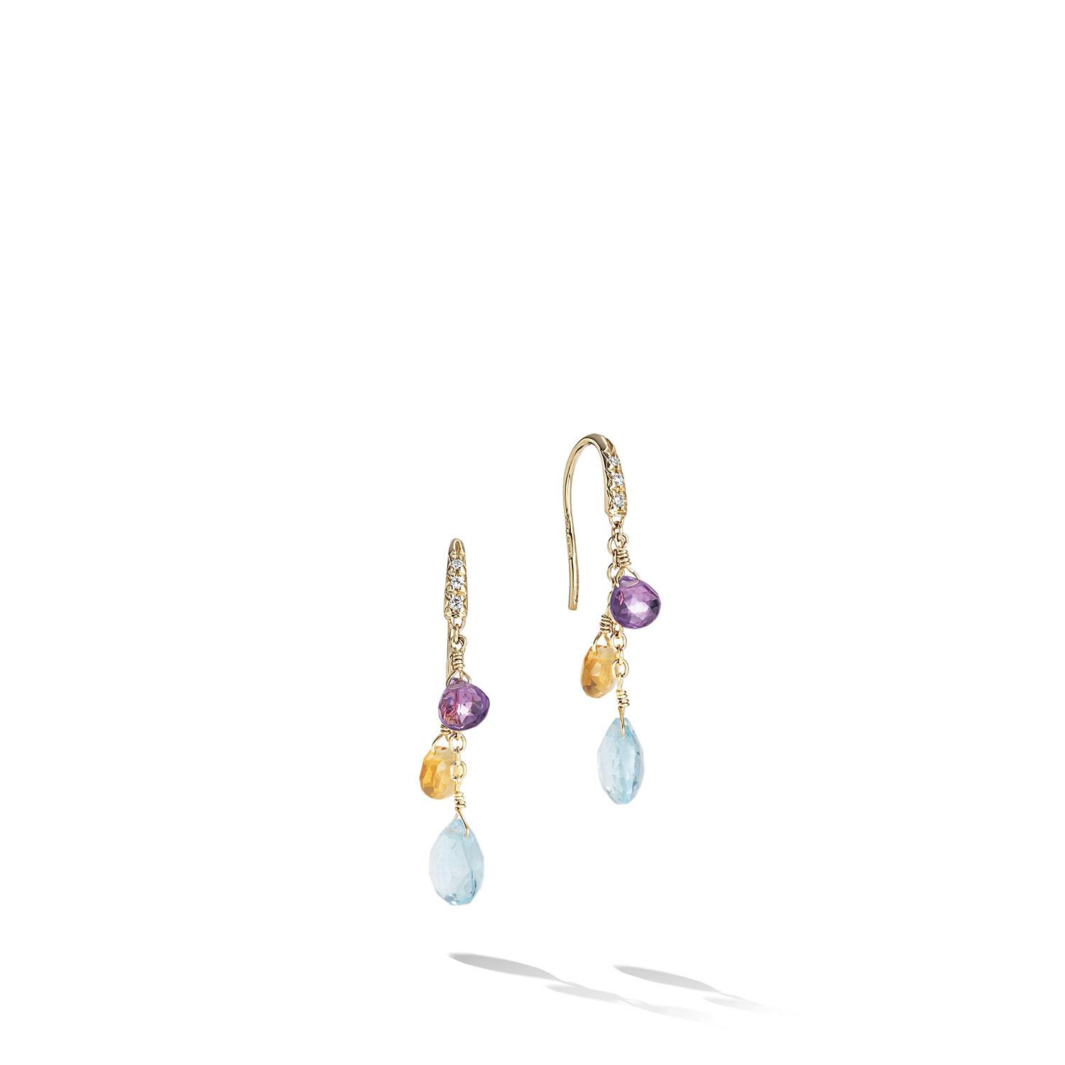 Ohrring Paradise 18ct Gelbgold - Marco Bicego - OB1742-ABMIX01T