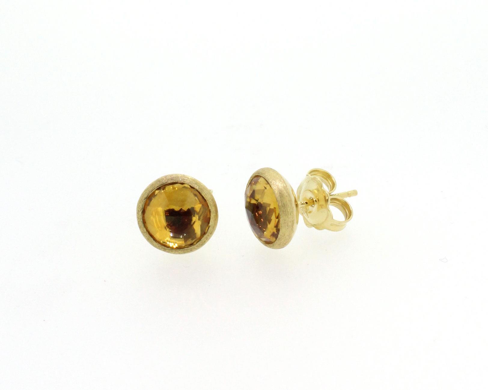 Ohrstecker Jaipur 18ct Gold - Marco Bicego - OB957QG01