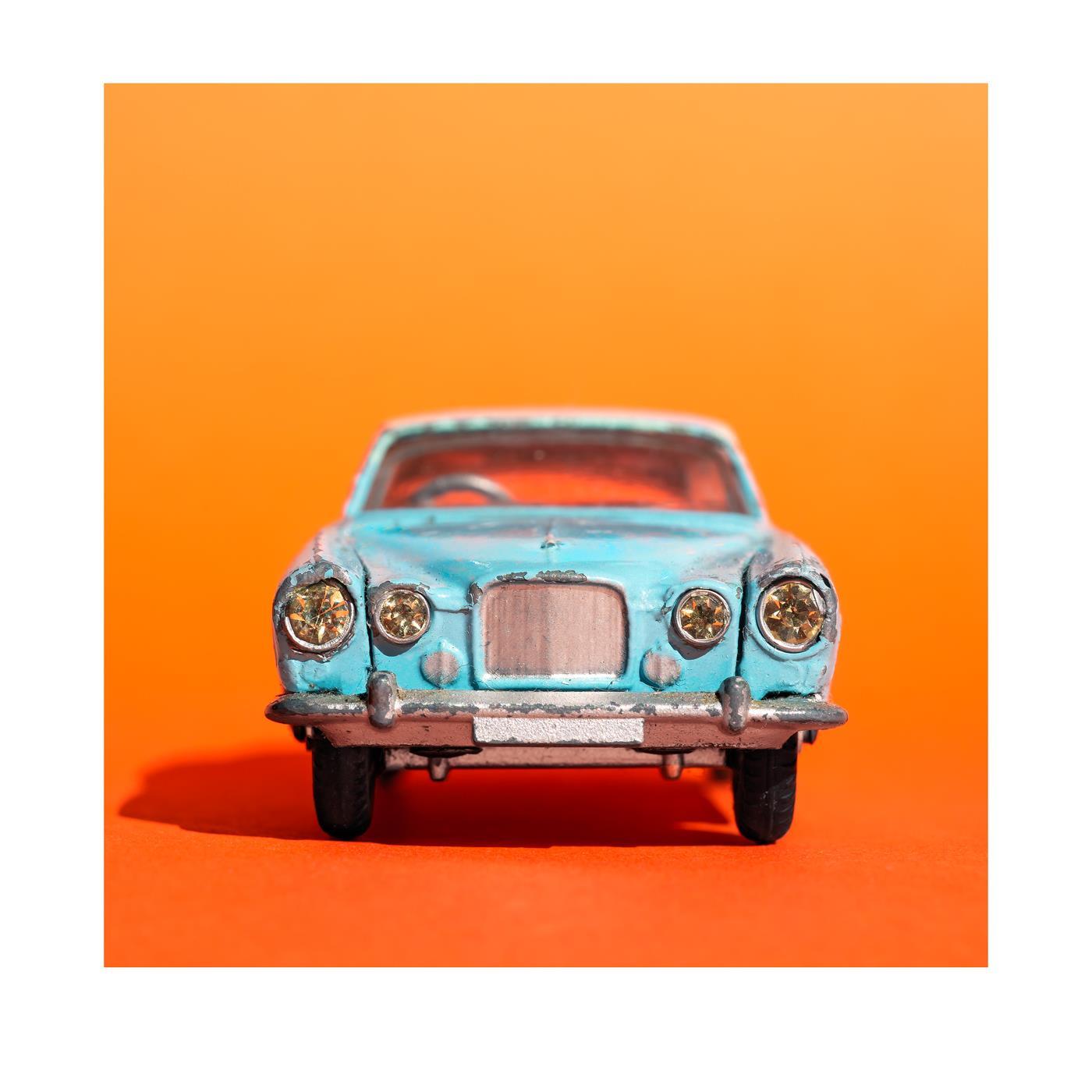 Candyfaces: Jaguar Mark X - Gieselberg, Eva - k-2106EG13