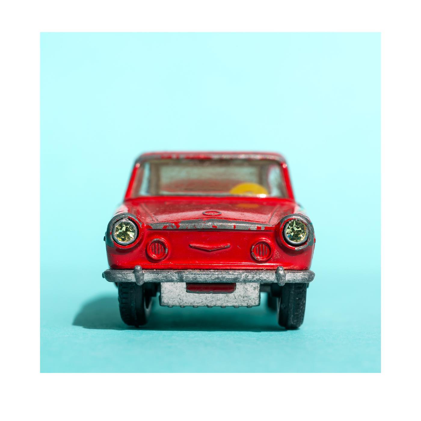 Candyfaces: Fiat 850 - Gieselberg, Eva - k-2106EG14