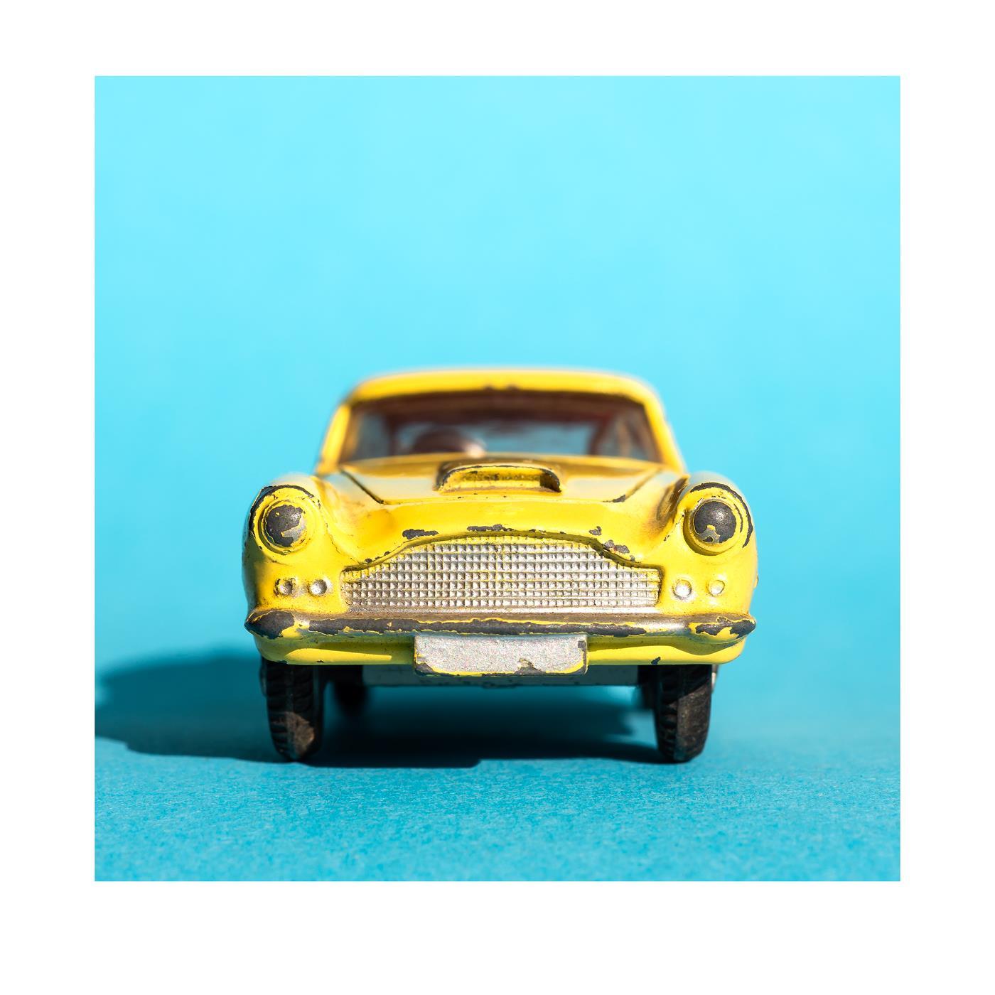 Candyfaces: Aston Martin DB4 - Gieselberg, Eva - k-2106EG16