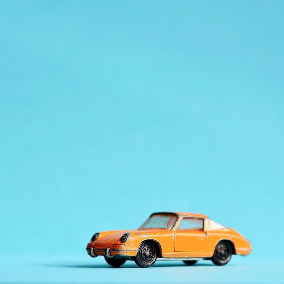 Candycars: Orange sky - Gieselberg, Eva - k-2107EG15