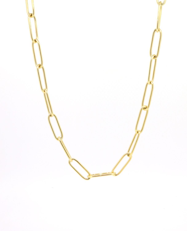 Kette 18ct Gelbgold - Individuelle Marken - 073GX0330