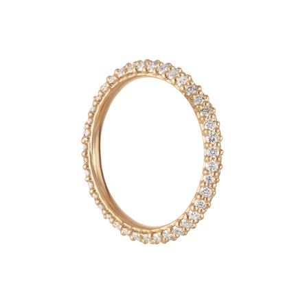 Anhänger Nature medium Diamanten - Ole Lynggaard - A3049-401