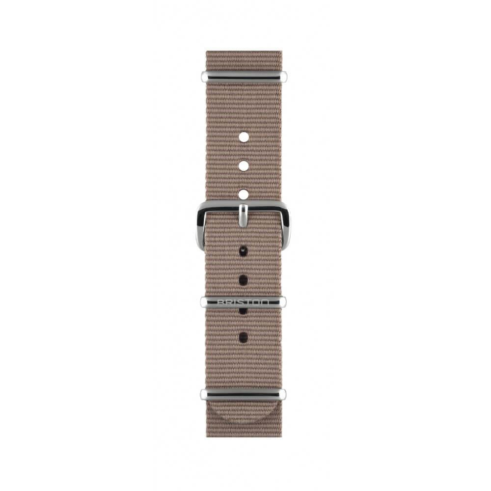 Uhrenarmband taupe 20mm - Briston - NS20.T