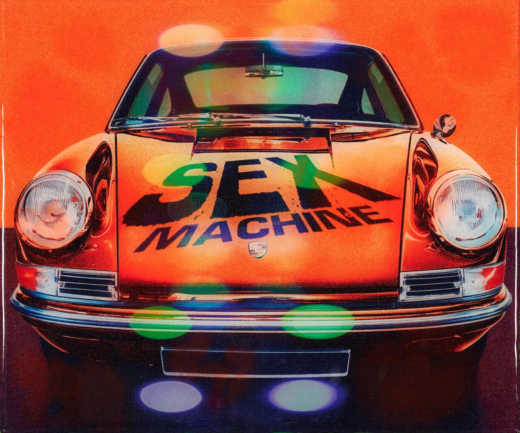 Sex machine - Döring, Jörg - k-DCLT21145F
