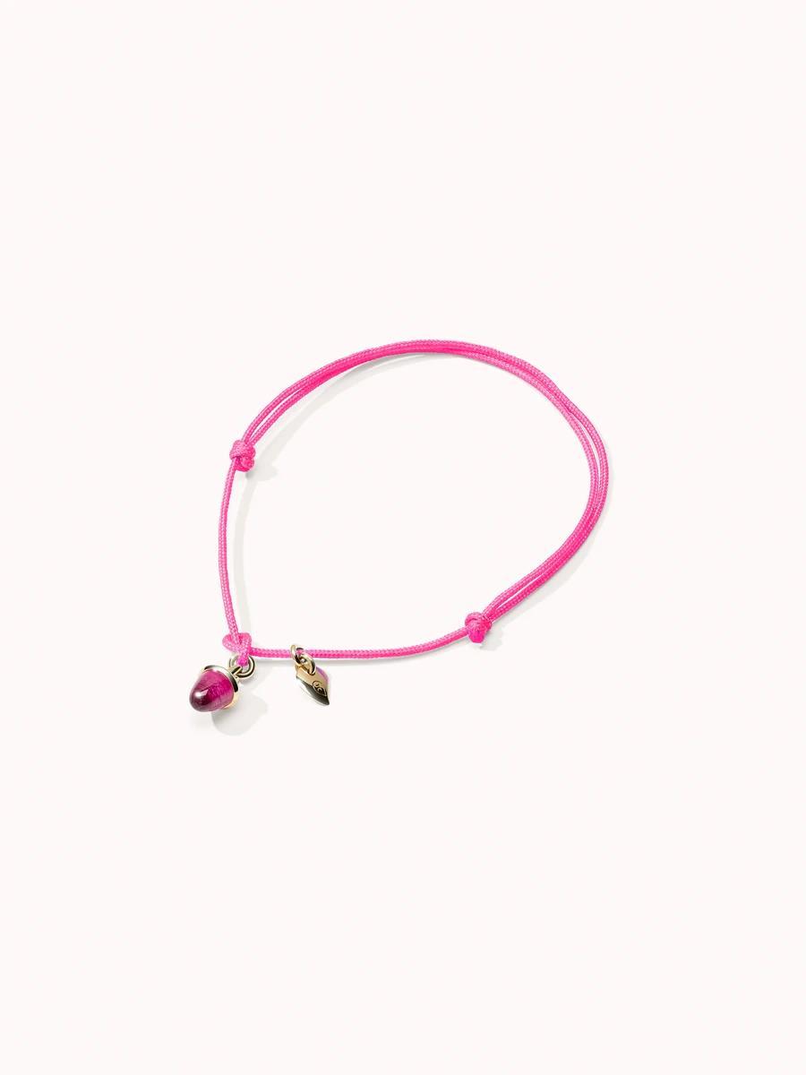 Armband My Mikado rosa Turmalin - Tamara Comolli - B-MM-Turo-yg
