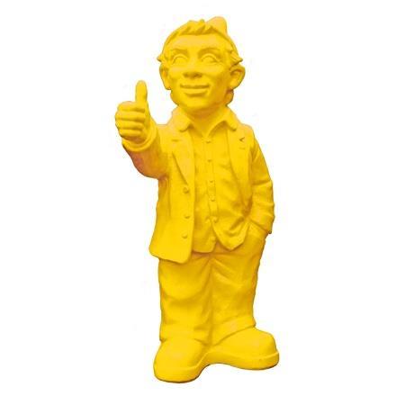 Optimist, gelb - Hörl, Ottmar - k-20HOP.gel