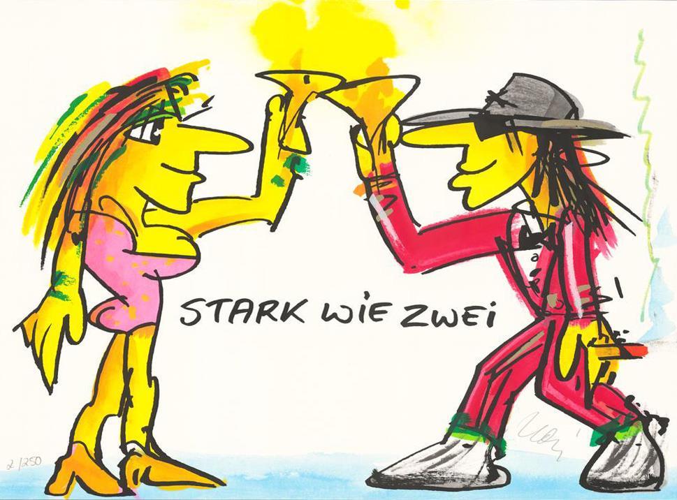 Stark wie zwei - Lindenberg, Udo - k-2109LIN2