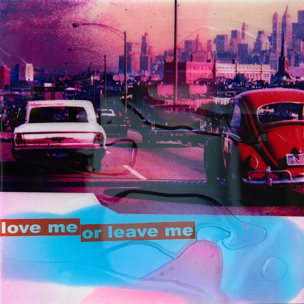 Love me or leave me - Döring, Jörg - k-DLOME29