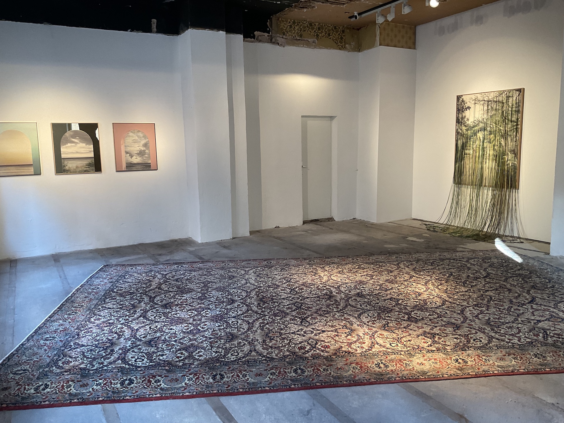 Linda Männel, Galerie Voigt, Nürnberg, Kunst, Pop up